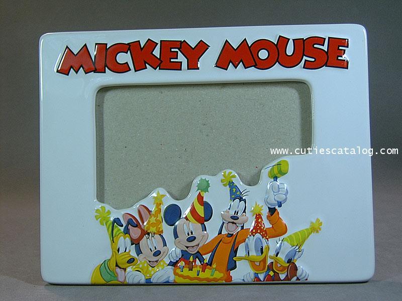 กรอบรูปลายมิคกี้เมาท์ และเพื่อน(Mickey mouse and the gang photo frames)