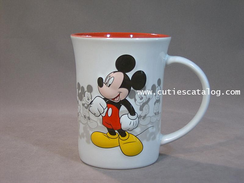 แก้วดิสนีย์ ชุดแฮปปี้ ลายมิคกี้(Mickey)