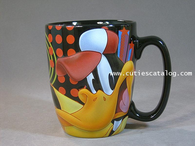 แก้วลูนีย์ทูนส์ ลายดัฟฟี่ ดั๊ก(daffy duck)