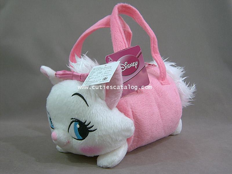 กระเป๋าถือ แบบรูปตัวแมวแมรี่/แมวมาลี (Marie bag)