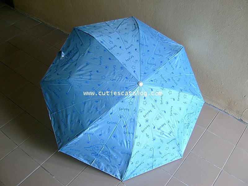 ร่มลายสติช Stitch umbrella