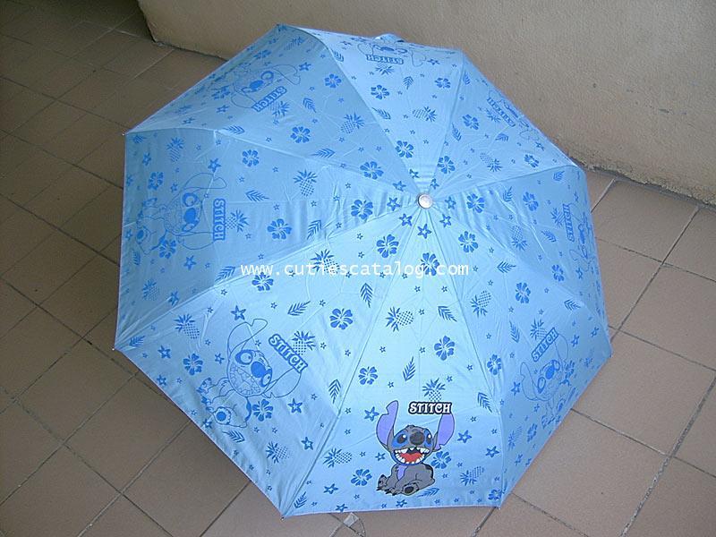 ร่มลายสติช Stitch umbrella แบบที่ 2