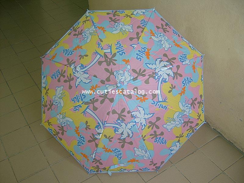ร่มลายสติช Stitch umbrella แบบที่ 3