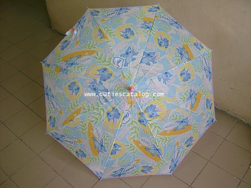 ร่มลายสติช Stitch umbrella แบบที่ 4