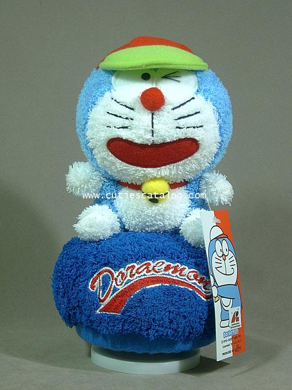 ตุ๊กตาโดเรม่อน กล่องดนตรี ใส่หมวก (Doraemon Doll and Music)