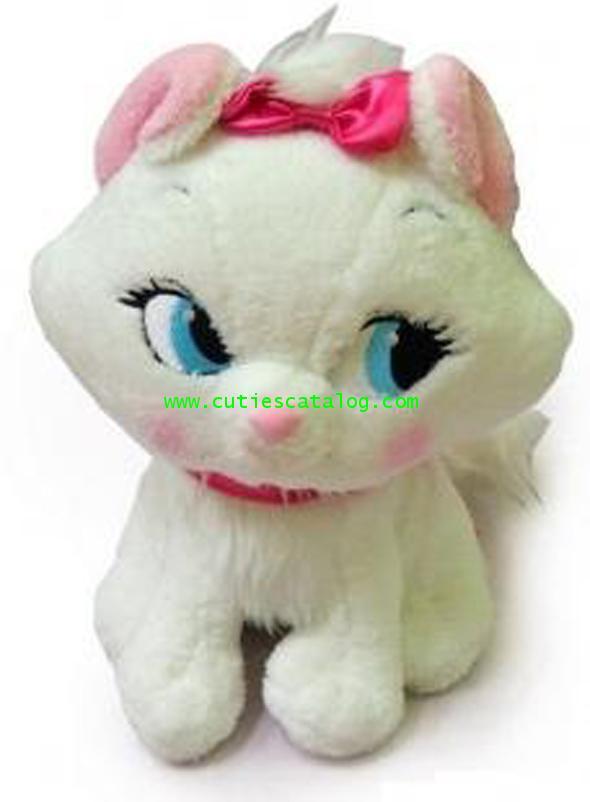 ตุ๊กตาแมวมาลี / ตุ๊กตาแมวแมรี่ Marie Doll 14 นิ้ว