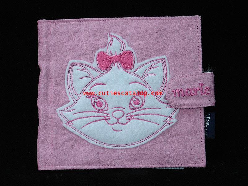 กระเป๋าใส่ซีดีลายแมวมาลี/แมวแมรี่ แบบที่ 1 Marie CD case/bag