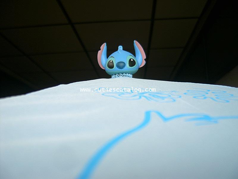 ร่มลายสติช/ร่มหัวสติช Stitch umbrella แบบที่ 7