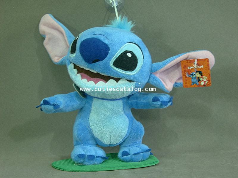 ตุ๊กตาสติช เล่นบอร์ด Stitch doll