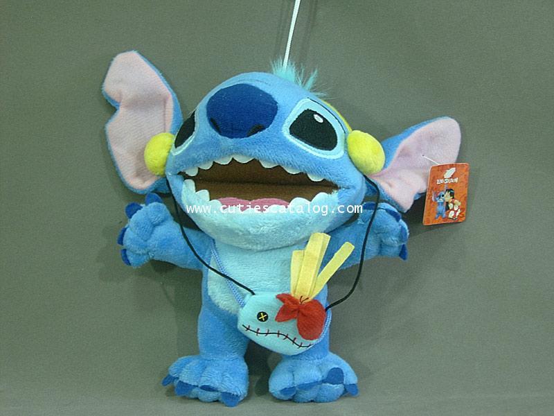 ตุ๊กตาสติช ฟังเพลง Stitch doll