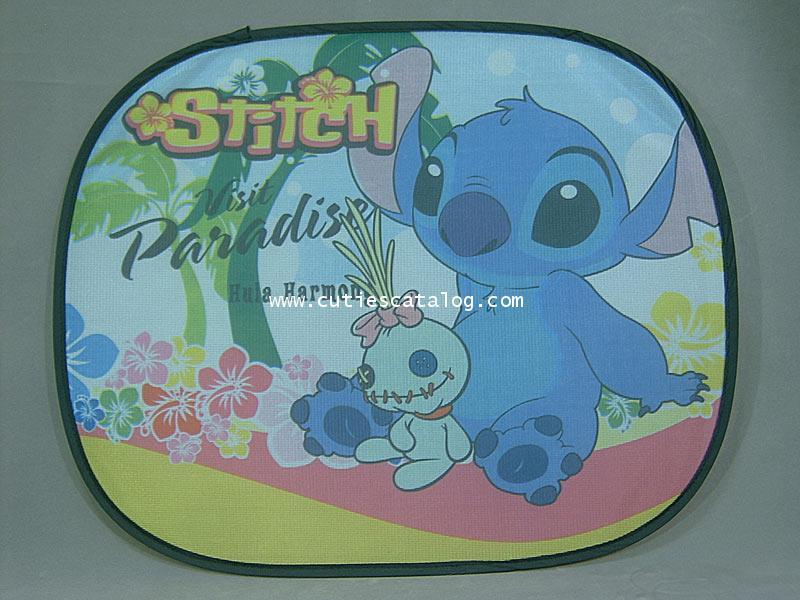 กันแดดสติช Stitch ด้านข้าง แบบ 2