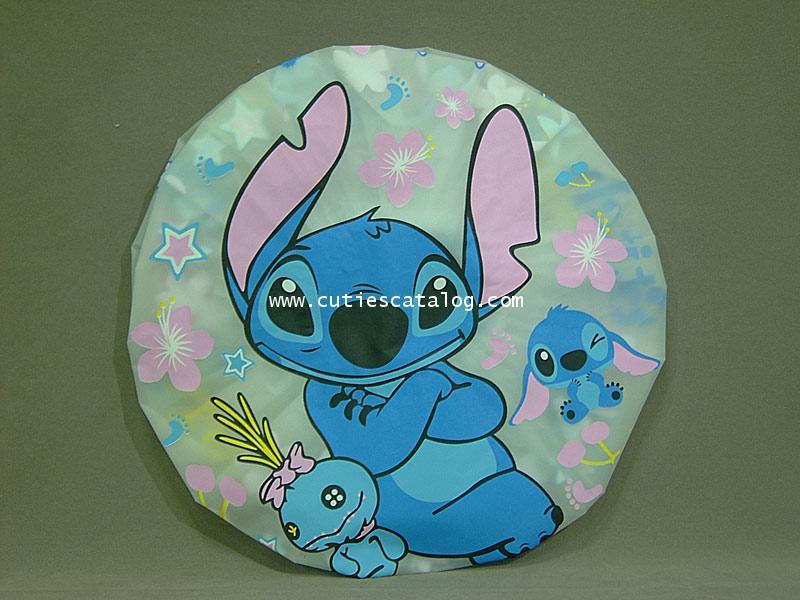 หมวกอาบน้ำสติช Stitch แบบ 3