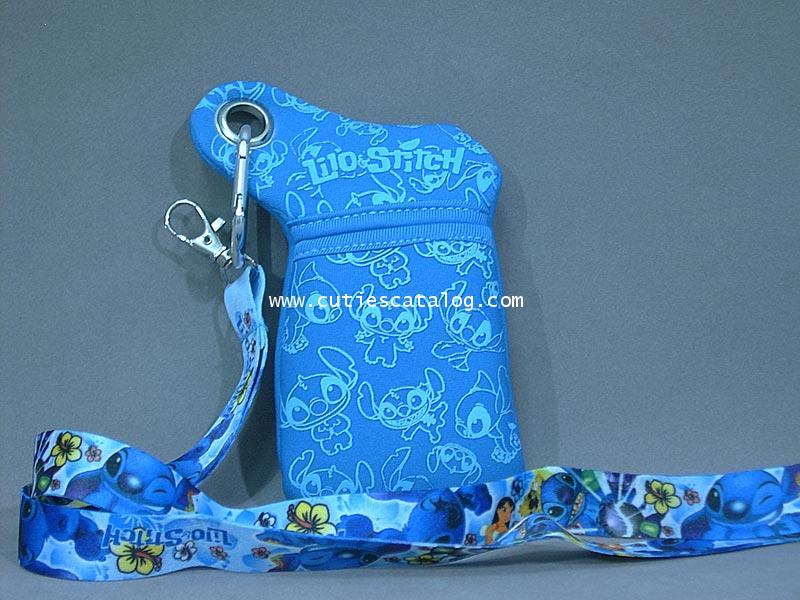 กระเป๋าห้อยคอสติทช Stitch แบบ 1