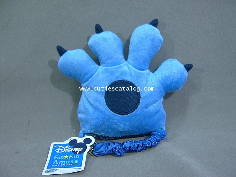 กระเป๋าสติช Stitch bag รูปมือสติช