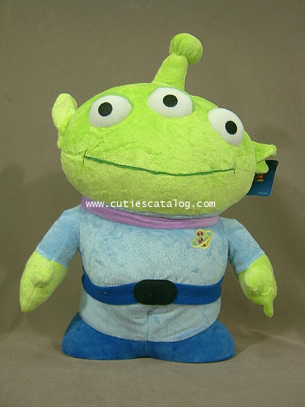 ตุ๊กตาเอเลี่ยน 3 ตา จาก ทอย สตอรี่ Alien @ Toy Story ขนาด L