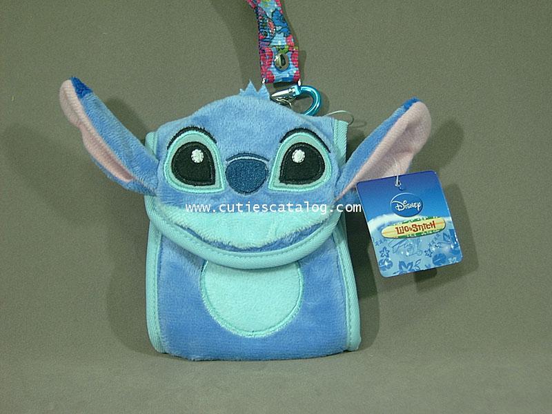 กระเป๋าห้อยคอสติทช Stitch แบบ 3