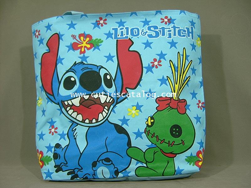 กระเป๋าสติช Stitch bag แบบ 5