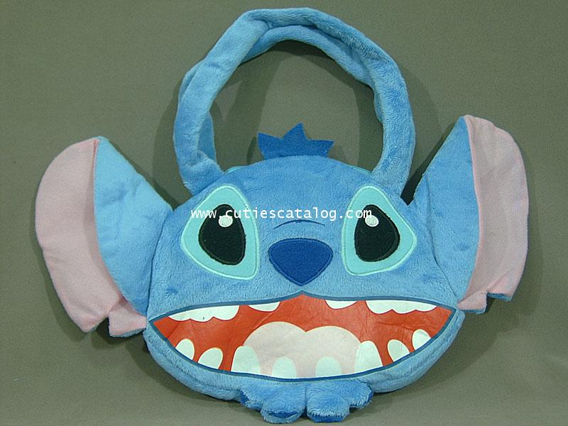 กระเป๋าสติทช์ Stitch bag แบบถือ/คล้องมือ