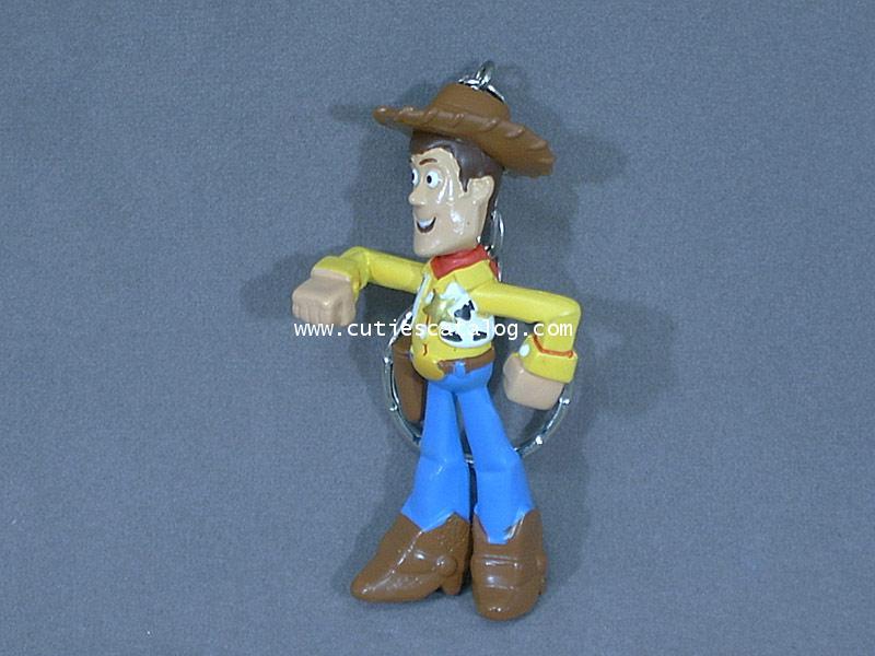 พวงกุญแจตุ๊กตาวูดดี้ Woody @ Toy story