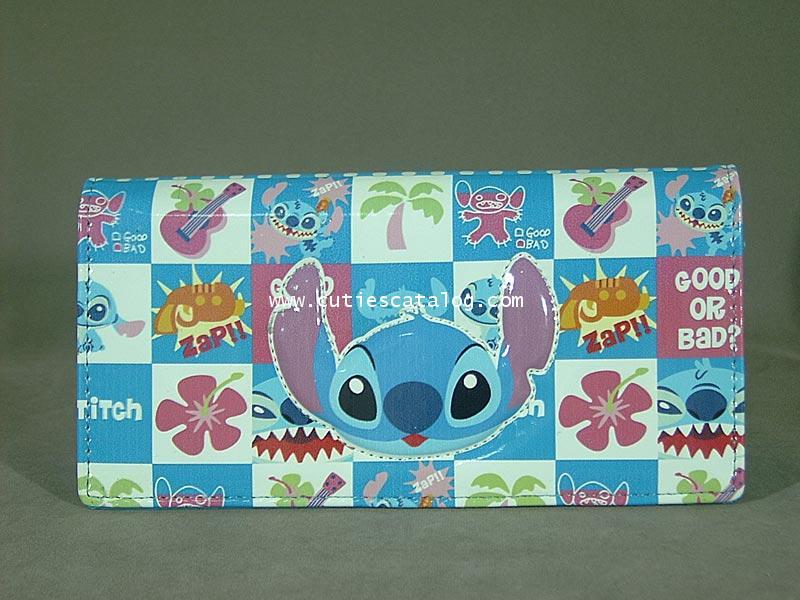 กระเป๋าสตางค์สติช Stitch wallet แบบที่ 10
