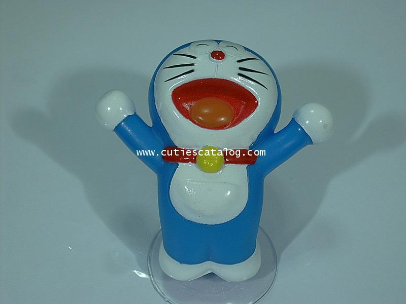 ตุ๊กตาโดเรมอนเสียบเสาอากาศรถยนต์/ติดกระจก Doraemon