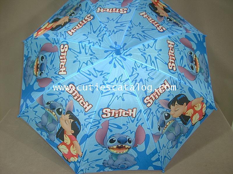 ร่มลายสติช Stitch umbrella แบบที่ 8