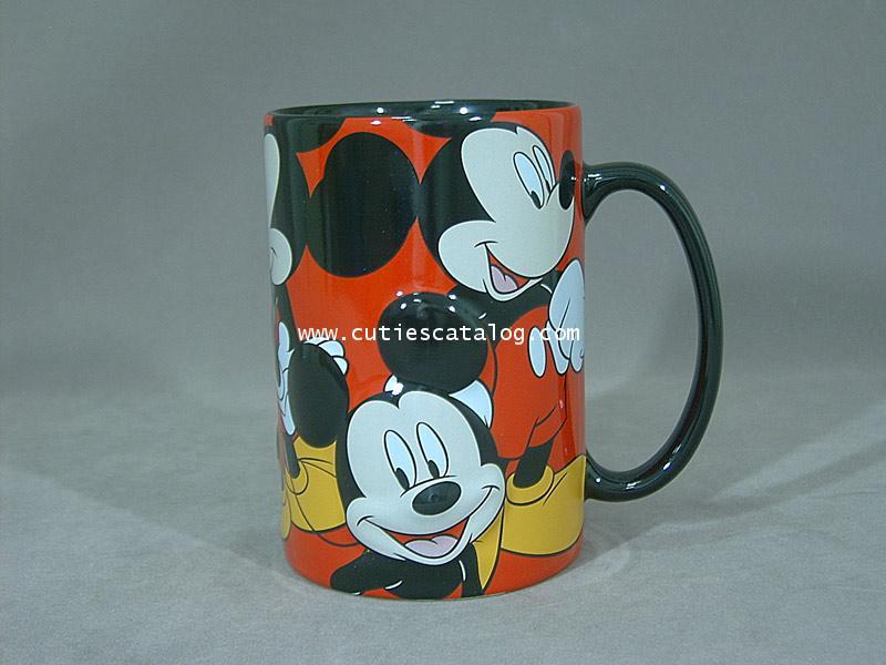 แก้วดิสนีย์ ชุดพัสเซิล ลายมิคกี้(Mickey)