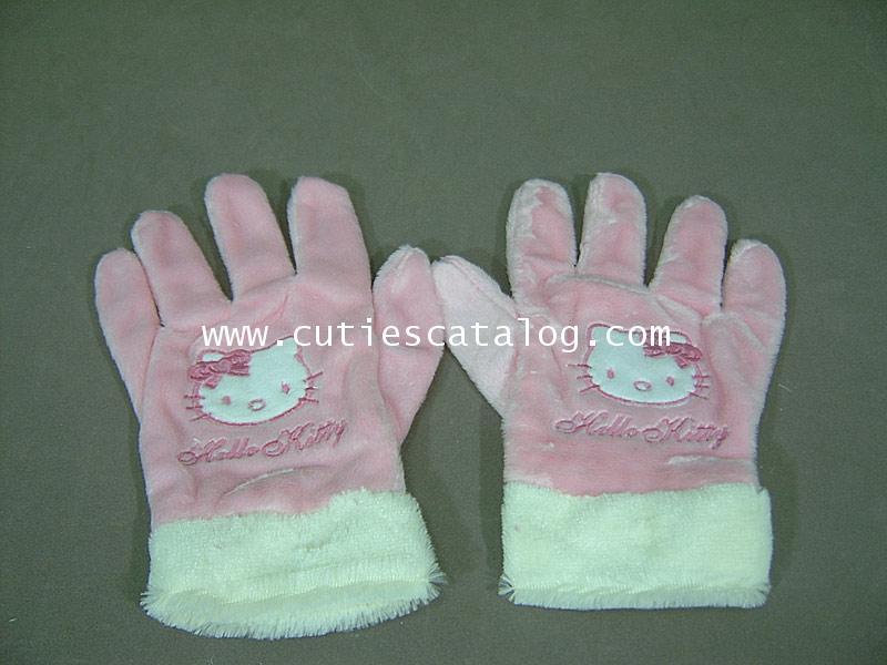 ถุงมือคิตตี้ Kitty glove แแบบ 1