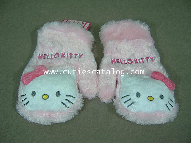 ถุงมือคิตตี้ Kitty glove แแบบ 2