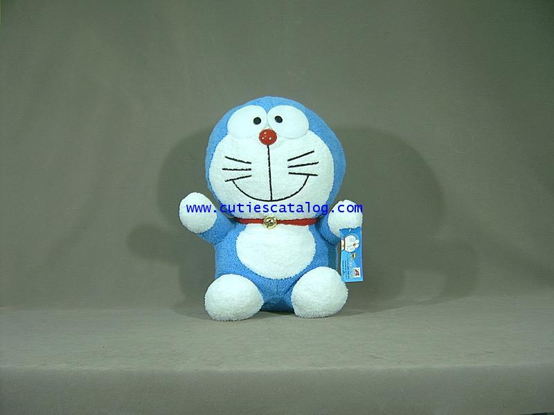 ตุ๊กตาโดเรม่อน 6.5 นิ้ว Doraemon doll 6.5 Inches