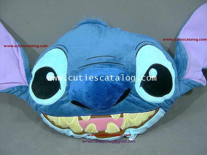 หมอนอิง/พิงสติช Stitch cushion แบบ 3