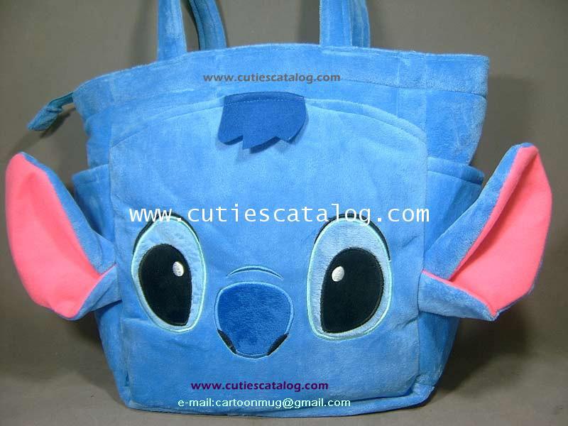 กระเป๋าสติช Stitch bag แบบ 6