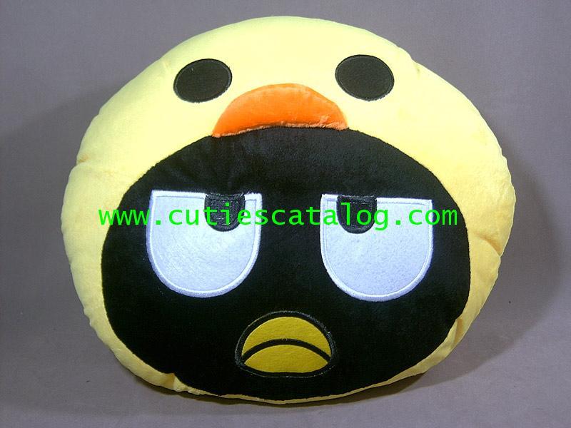 หมอนอิง/พิงแบด แบดซ์-มารุ ใส่ชุดเป็ด  Bad Badzt-maru cushion
