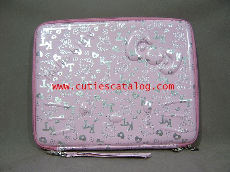 กระเป๋าใส่ไอแพดคิตตี้ Kitty Ipad case