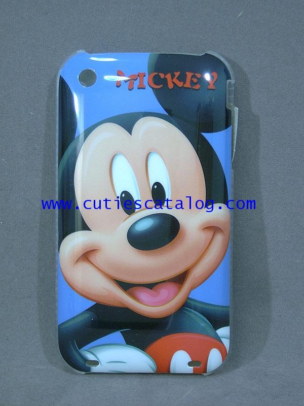 กรอบไอโฟนลายมิคกี้ Stitch iphone case 3g/3gs(หน้ากาก/เคส ไอโฟน)