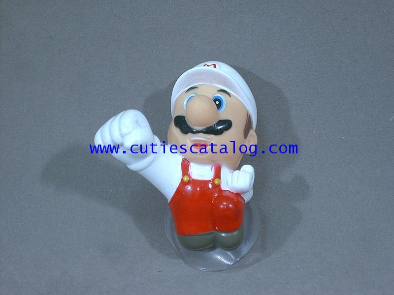 ตุ๊กตามาริโอเสียบเสาอากาศรถยนต์/ติดกระจก Mario แบบ 1