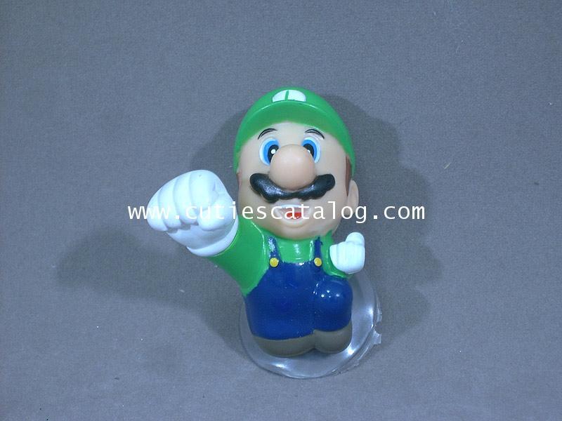ตุ๊กตามาริโอเสียบเสาอากาศรถยนต์/ติดกระจก Mario แบบ 2