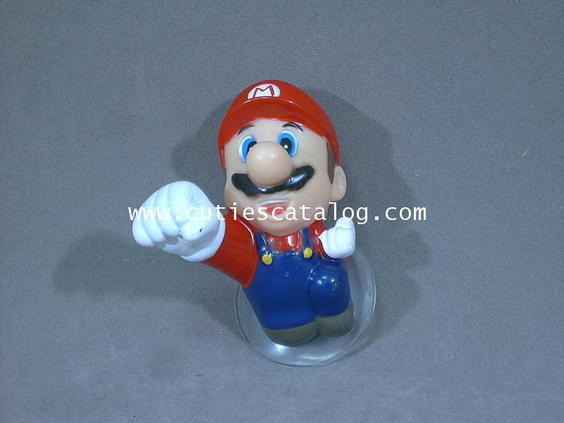 ตุ๊กตามาริโอเสียบเสาอากาศรถยนต์/ติดกระจก Mario แบบ 3