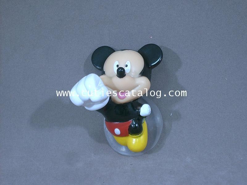 ตุ๊กตามิคกี้ เมาส์เสียบเสาอากาศรถยนต์/ติดกระจก Mickey mouse