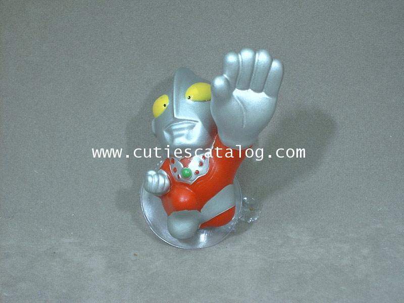 ตุ๊กตาอุลตร้าแมนเสียบเสาอากาศรถยนต์/ติดกระจก Ultraman