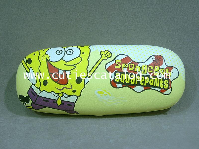 กล่องใส่แว่นตาสป็องบ็อบ SpongeBob sunglasses box
