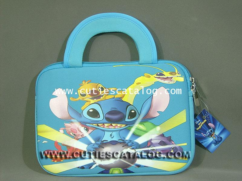 กระเป๋าใส่ไอแพดสติช Stitch ipad case กระเป๋าใส่แท็บเล็ตสติช Stitch Tablet case แบบนิ่ม