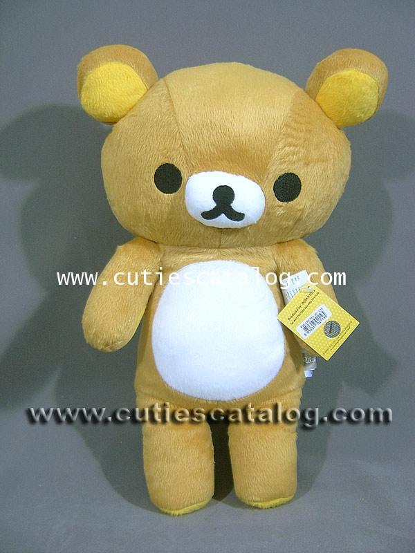 ตุ๊กตาริลัคคุมะ Rilakkuma แบบยืน ขนาด M (size M)