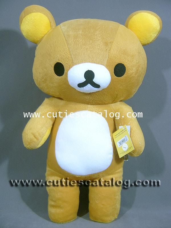 ตุ๊กตาริลัคคุมะ Rilakkuma แบบยืน ขนาด L (size L)