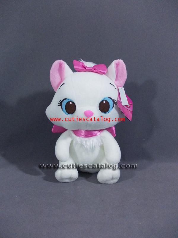 ตุ๊กตาแมวมาลี/แมวแมรี่ Marie Doll แบบตาหวาน ขนาด 10 นิ้ว