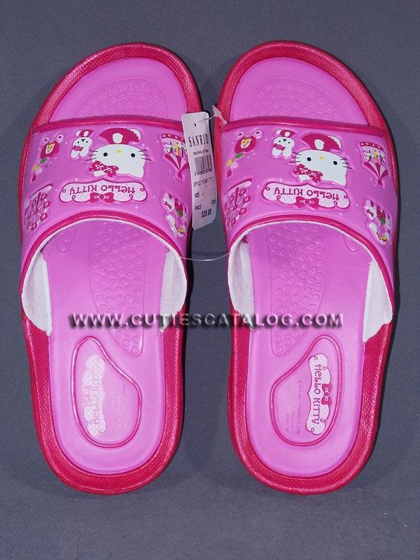 รองเท้าคิตตี้ Kitty slipper แบบที่ 2