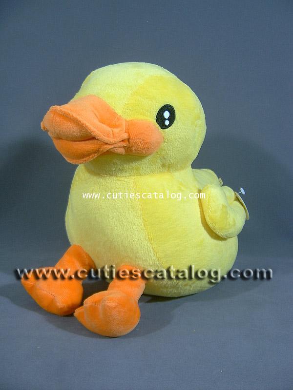 ตุ๊กตาเป็ดน้อย บี ดั๊ค B.Duck ขนาด M