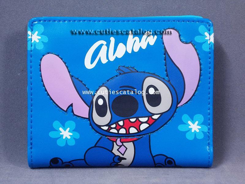 กระเป๋าสตางค์สติช Stitch wallet แบบที่ 4