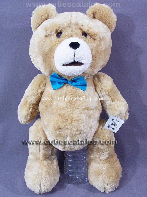 ตุ๊กตาหมี เท็ด ted @ เท็ด หมีไม่แอ็บ แสบได้อีก ted ขนาด L
