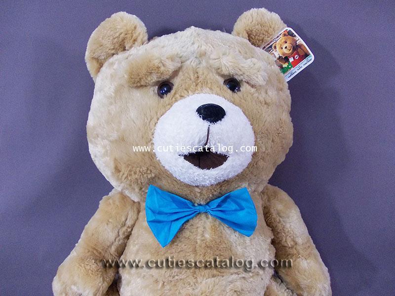 ตุ๊กตาหมี เท็ด ted @ เท็ด หมีไม่แอ็บ แสบได้อีก ted ขนาด XL